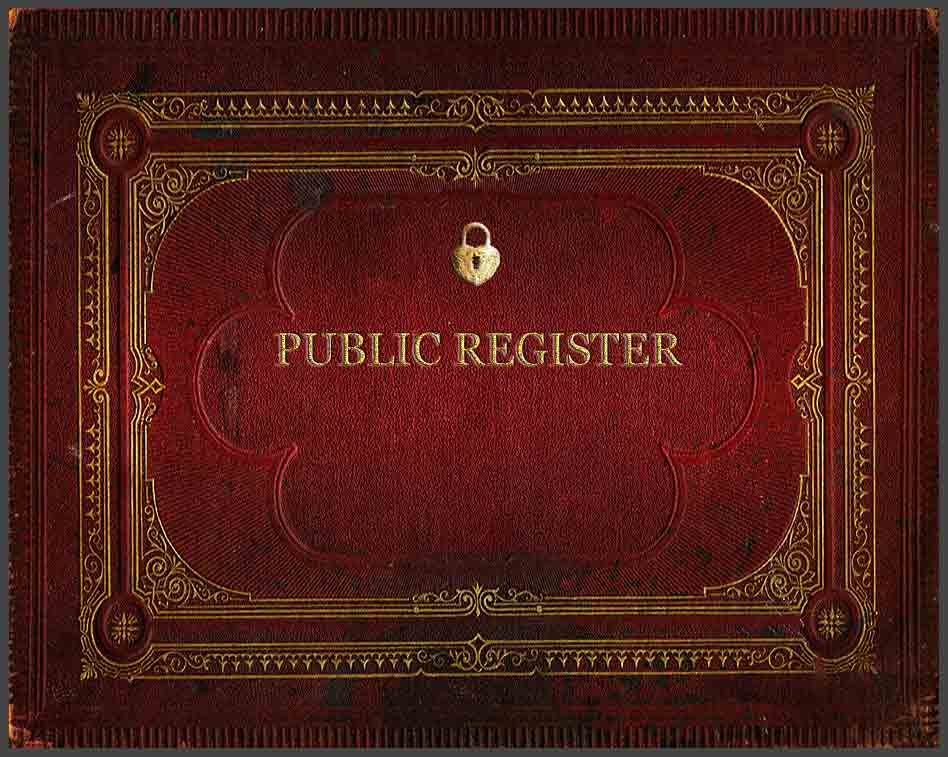 Search LULU Public Register